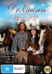 Dr Quinn Medicine Woman | Series Collection - Includes East Of Eden