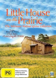 Little House On The Prairie | Ultimate Walnut Grove Collection
