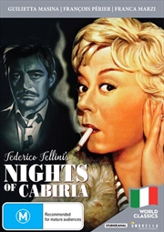 Nights Of Cabiria | World Classics Collection
