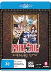Fairy Tail Guild - Collection 2 - Eps 49-96 | Blu-ray