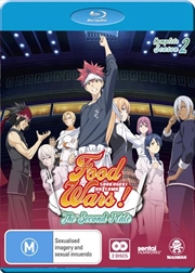 Food Wars! - The Second Plate - Season 2