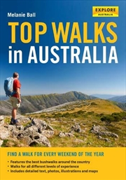 Top Walks in Australia | Paperback Book
