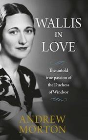 Wallis In Love | Paperback Book