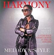 Harmony Melody And Style 1: Lo | Vinyl