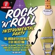 Rock N Roll Instrumental Party | CD