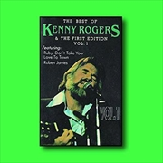 Best Of Kenny Rogers And The First Edition | CD