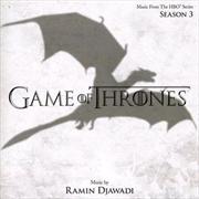 Game Of Thrones Season 3 [180 Gm 2lp Vinyl]