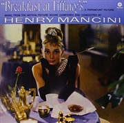 Breatkfast At Tiffany's (180g) Ost + Bonus Track | Vinyl