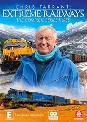 Chris Tarrant's Extreme Railways - Series 3