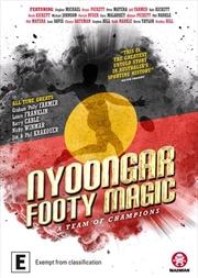 Nyoongar Footy Magic