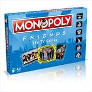 Monopoly - Friends | Merchandise