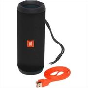Flip4 Portable Speaker: Black