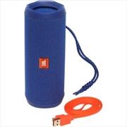 Flip4 Portable Speaker: Blue