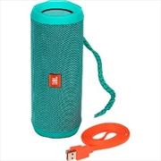 Flip4 Portable Speaker: Teal