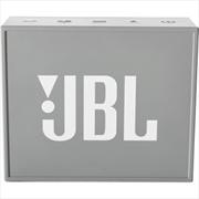 Go Portable Bt Speaker: Gray