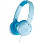 JR300 Kids Headphone: Blue