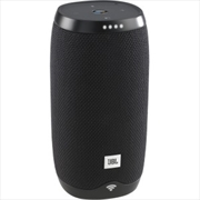 Voice-Activated Speaker: Black