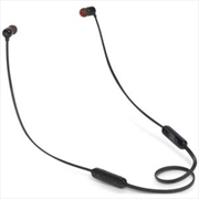 T110 In Ear BT Headphone Black