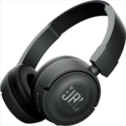 T450BT Headphones Black