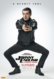 Johnny English 3 - Johnny Strikes Again