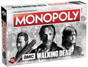 Walking Dead Amc Monopoly | Merchandise