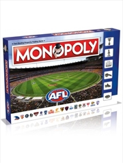 AFL Monopoly   Merchandise
