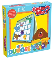 Hey Duggee Guess Who