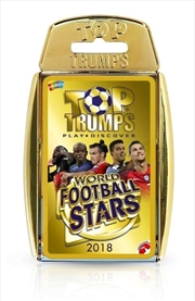 World Football Stars - A Leaugue  - Top Trumps