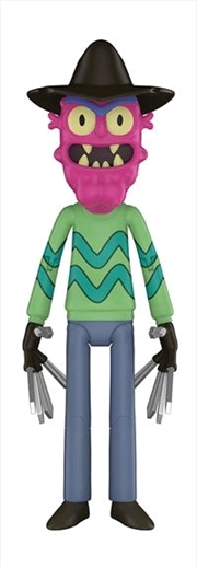 Rick and Morty - Scary Terry Action Figure | Merchandise