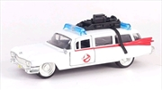 Ghostbusters - Ecto-1 1984 Hollywood Rides 1:32 PDQ