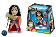 "Wonder Woman - Wonder Woman Classic 6"" Metals"