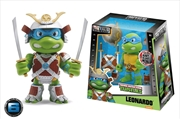 "Teenage Mutant Ninja Turtles - Leonardo with Armor 4"" Metals Wave 1 | Merchandise"