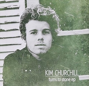 Turns To Stone Ep | CD