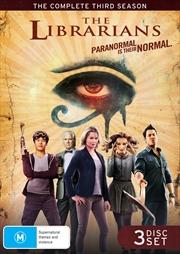 Librarians - Season 3, The | DVD