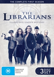 Librarians - Season 1, The