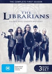 Librarians - Season 1, The | DVD