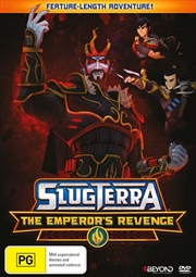 Slugterra - The Emperor's Revenge | DVD