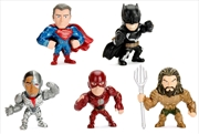 "Justice League Movie - 2.5"" Metals CDU Assortment"