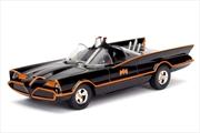 Batman (1966) - Batmobile 1:32 Free Rolling