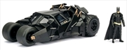 Batman - Batmobile 2005 1:24 w/Batman