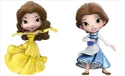 "Beauty and the Beast - Belle 4"" Metals Wave 03 Assortment"