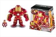 Avengers 2 - Iron Man & Hulkbuster Metals 2Pk   Merchandise