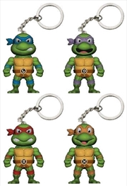 Teenage Mutant Ninja Turtles - Metals Keychain Wave 1 Assortment | Merchandise