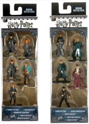 Harry Potter - Nano Metalfigs 5-Pack Assortment | Merchandise