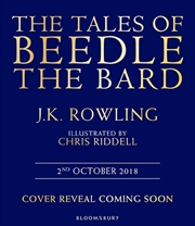 Tales Of Beedle The Bard - Illustrated Edition | Hardback Book