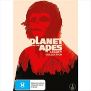 Planet Of The Apes - Legacy Collection