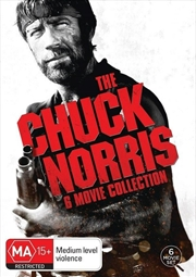 Chuck Norris - 6 Movie Collection | DVD