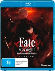 Fate/Stay Night - Unlimited Blade Works - Part 1