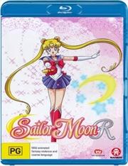 Sailor Moon R - Season 2 | Blu-ray