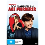 So I Married An Axe Murderer | DVD